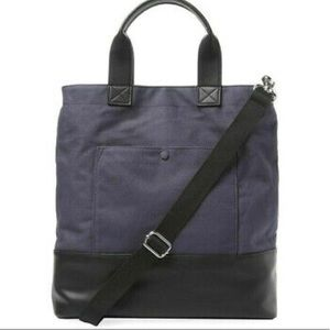 French Connection Mel Large Tote Canvas